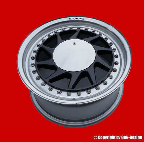Carlsson Deckel geeignet für Carlsson Felgen gecleant flach 4x Deckel